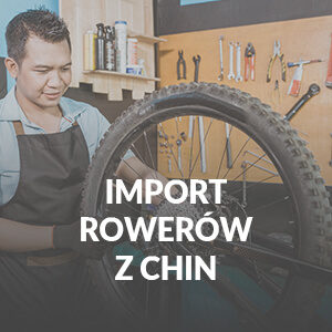 rowery z Chin