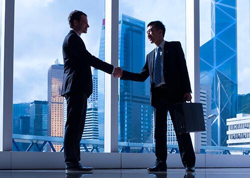 chiny kontrakt biznesowy
